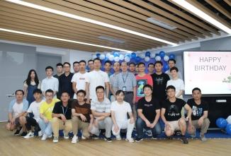 影子科技举办2019影子科技年中生日酒会暨员工交流活动