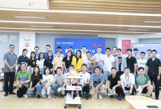 影子科技举办2019第三季度员工生日酒会暨首届乒乓球赛
